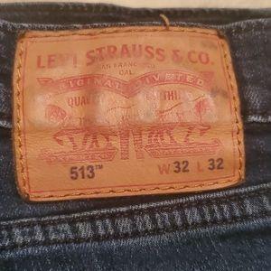 Vintage Levi 513 Medium Wash Jeans